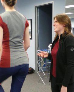 Sheddon Physioyherapy Sports Clinic Oakville Mississauga Sarah PA staff